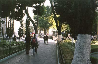 Parc de Villahermosa