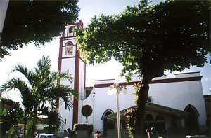 Une église de Villahermosa