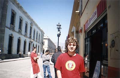 La ville de Oaxaca