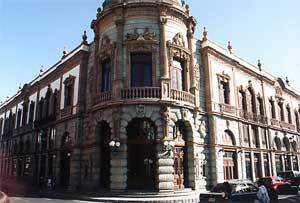 L'architecture de Oaxaca
