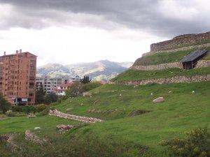 Des ruines incas