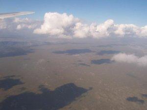 Les terres intérieures en Floride, il y a plein de lacs, de marais et de forêt