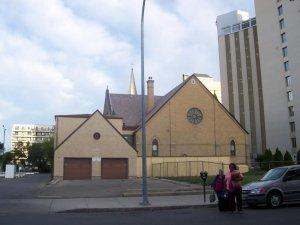 Une rue de Regina