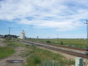 Trail de chemin de fer