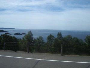 Le lac Superieur!