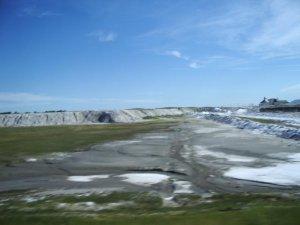 Des mines de sels dans les prairies
