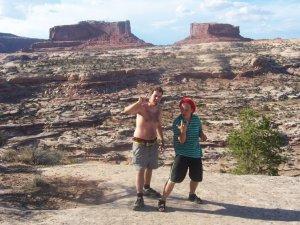 Les deserts de l'Utah