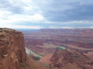 Le fameux Dead Horse Point